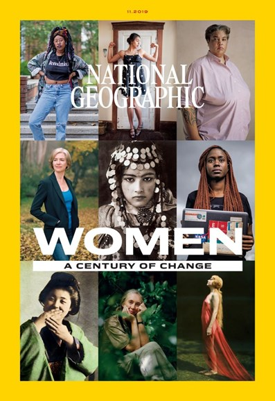 National Geographic Cover - 11/1/2019
