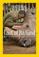 National Geographic Magazine 10/1/2019