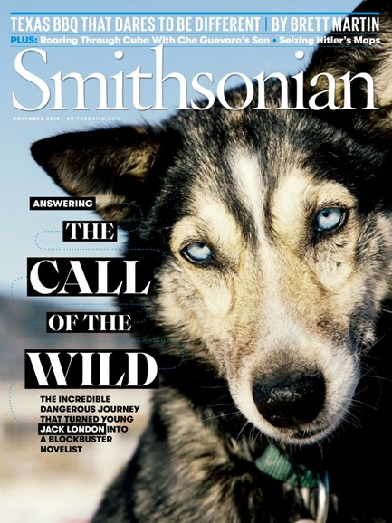 Smithsonian Cover - 11/1/2019