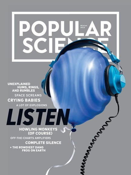 Popular Science Cover - 12/1/2019