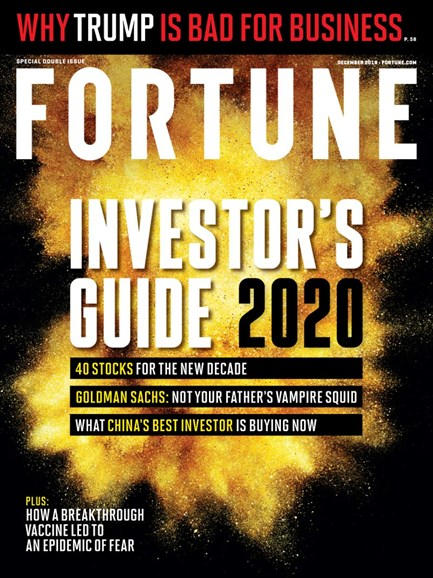 Fortune Cover - 12/1/2019