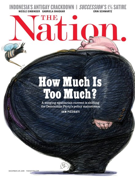The Nation Cover - 12/2/2019