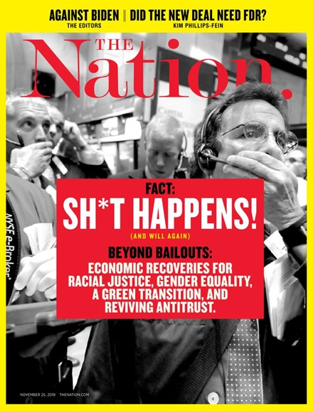 The Nation Cover - 11/25/2019