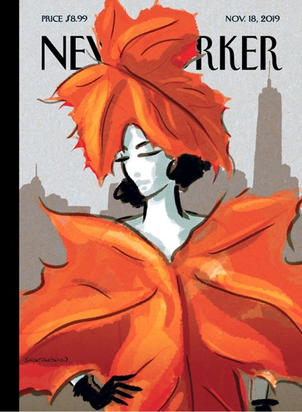 The New Yorker Cover - 11/18/2019