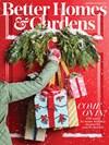 Better Homes & Gardens Magazine | 12/1/2019 Cover