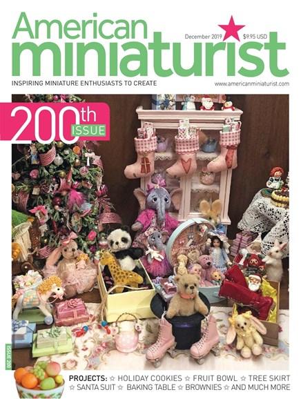 American Miniaturist Cover - 12/1/2019