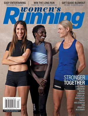 Women's Running Magazine | 11/2019 Cover