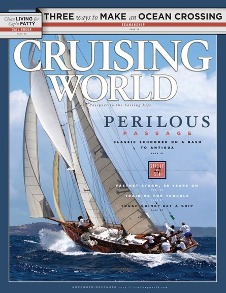 Cruising World Cover - 11/1/2019