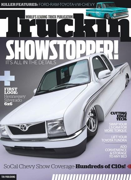 Truckin' Cover - 1/1/2020