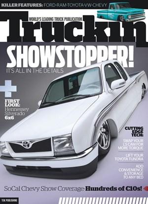 Truckin' Magazine | 1/1/2020 Cover