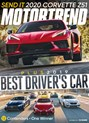 Motor Trend Magazine | 12/2019 Cover