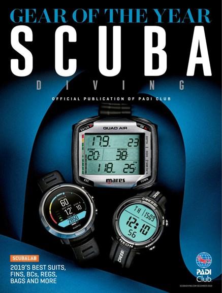 Scuba Diving Cover - 12/1/2019