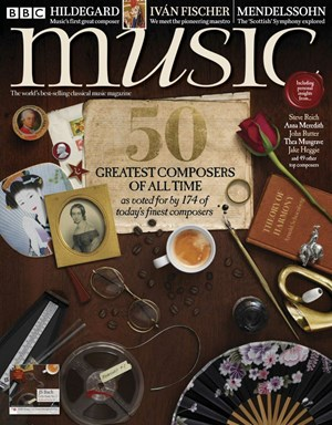 BBC Music Magazine | 12/2019 Cover
