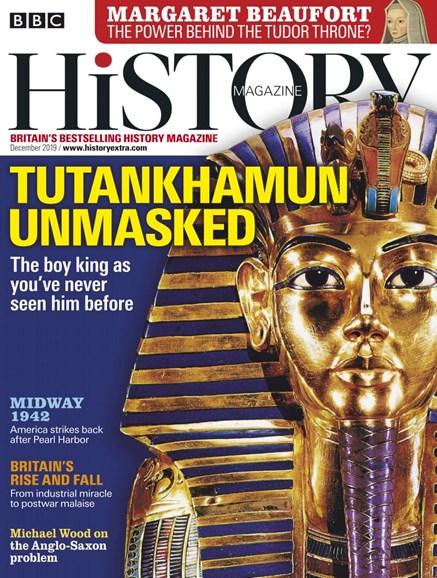 BBC History Cover - 12/1/2019
