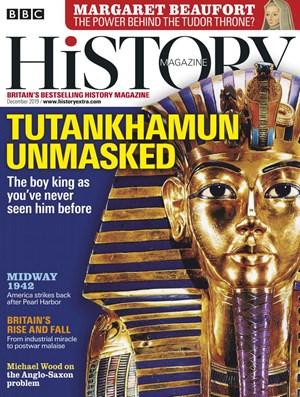BBC History Magazine   12/2019 Cover