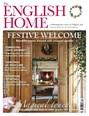 English Home Magazine | 12/2019 Cover