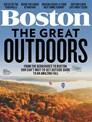 Boston Magazine | 10/2019 Cover