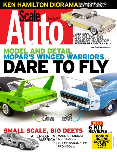 Scale Auto Magazine Cover - 12/1/2019