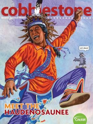 Cobblestone Magazine | 11/2019 Cover