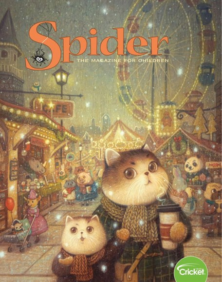 Spider Cover - 11/1/2019