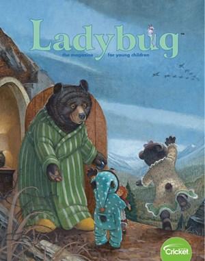 Ladybug Magazine | 11/2019 Cover