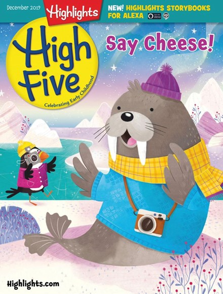 Highlights High Five Cover - 12/1/2019