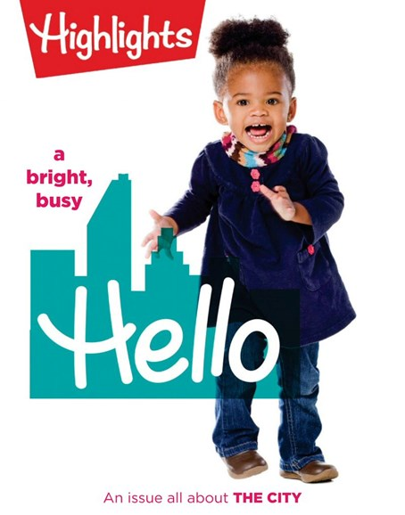 Highlights Hello Cover - 12/1/2019