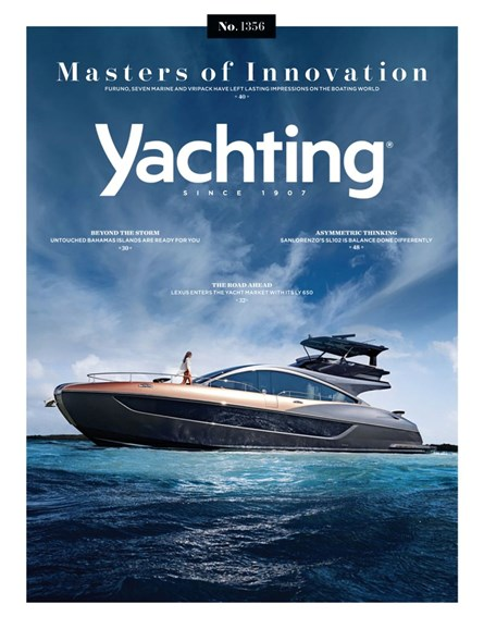 Yachting Cover - 12/1/2019