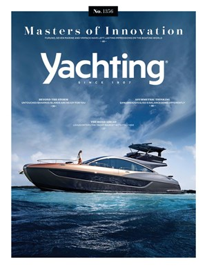 Yachting Magazine | 12/2019 Cover
