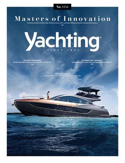 Yachting Magazine | 12/2019 Cover