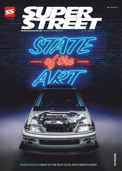 Super Street Cover - 1/1/2020
