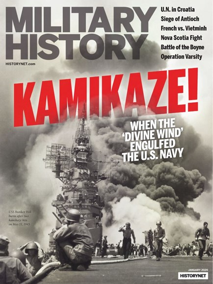 Military History Cover - 1/1/2020