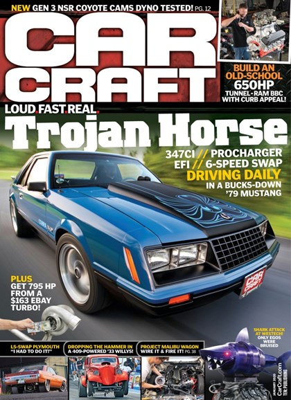 Car Craft Cover - 1/1/2020