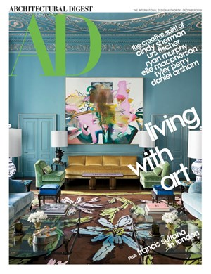 Architectural Digest | 12/2019 Cover