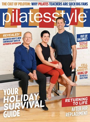 Pilates Style Magazine | 11/2019 Cover