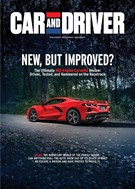 Car And Driver Magazine 12/1/2019