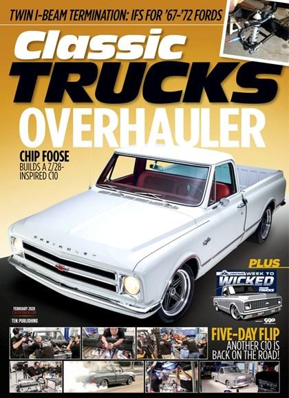 Classic Trucks Cover - 2/1/2020