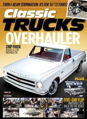 Classic Trucks Magazine | 2/1/2020 Cover