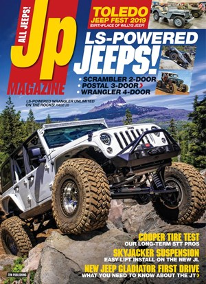 Jeep Magazine | 1/1/2020 Cover