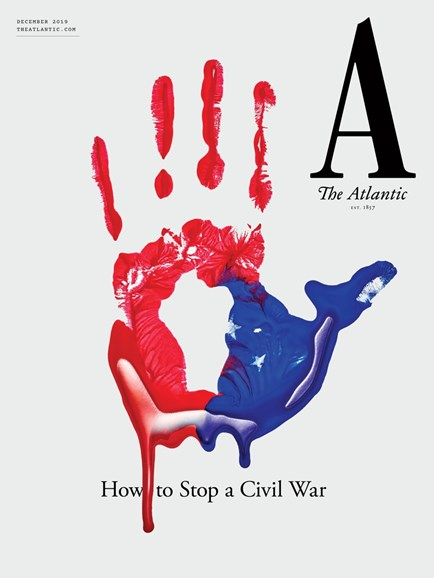 The Atlantic Cover - 12/1/2019