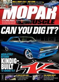 Mopar Muscle Magazine   2/1/2020 Cover