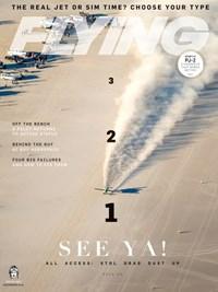 Flying Magazine | 12/2019 Cover