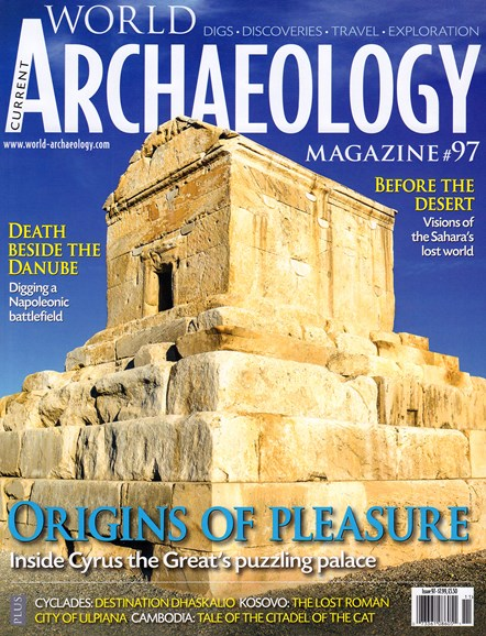 Current World Archaeology Cover - 10/1/2019