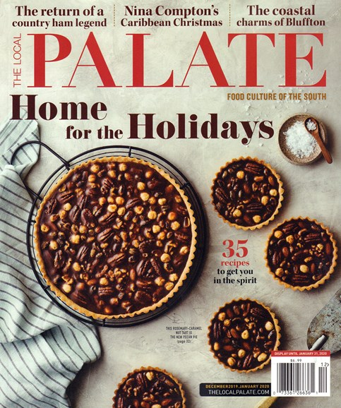 The Local Palate Cover - 12/1/2019