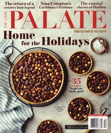 The Local Palate | 12/2019 Cover