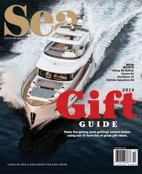 Sea Magazine Cover - 12/1/2019
