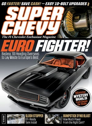 Super Chevy Magazine | 1/2020 Cover
