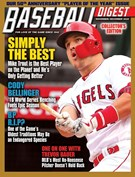 Baseball Digest Magazine 11/1/2019