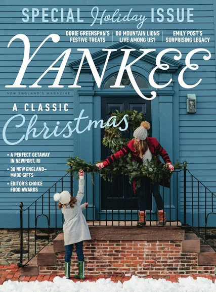 Yankee Cover - 11/1/2019