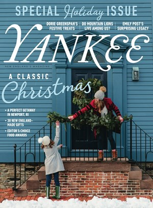 Yankee Magazine | 11/2019 Cover